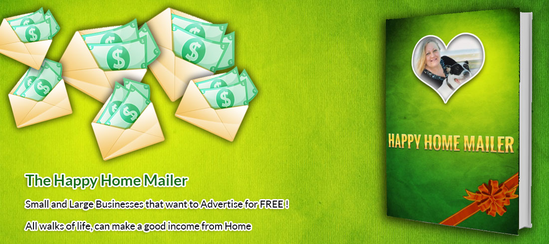 The Happy Home Mailer Advertising